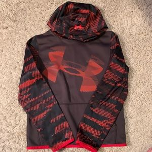 Under Armour Youth Boys Storm Hoodie